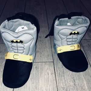 Shoes - Batman slippers